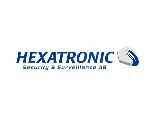 Hexatronic Security and Surveillance logotype