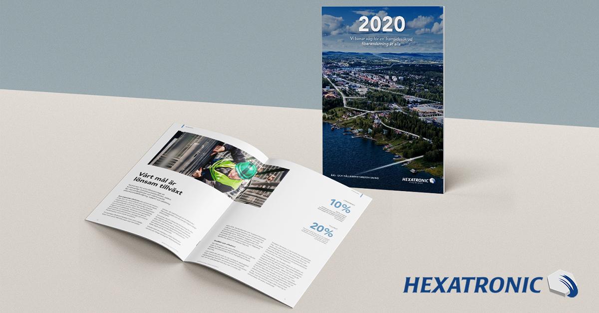 Hexatronic publicerar årsredovisning