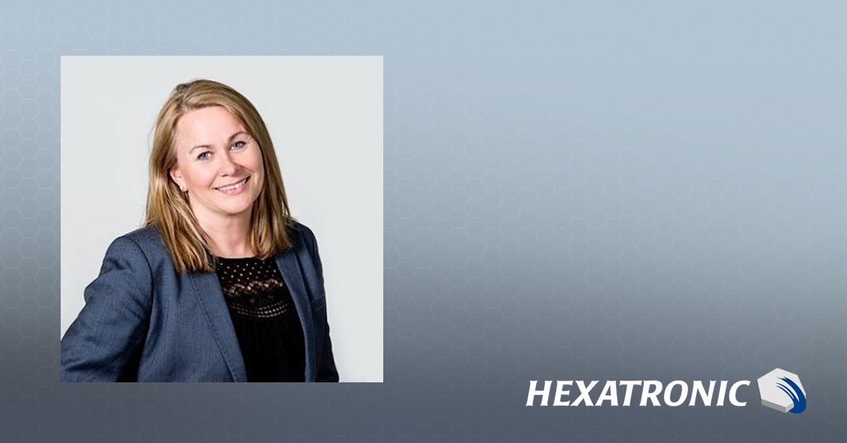 Pernilla Lindén ny CFO Hexatronic Group