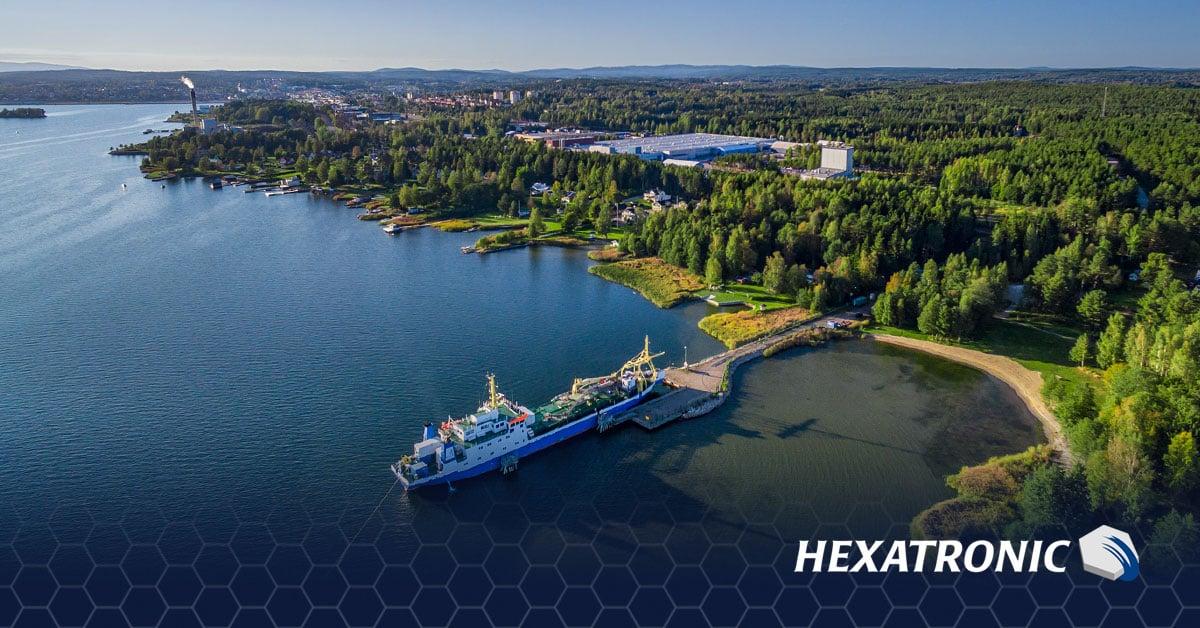 Hexatronic vinner nya ordrar på sjökabel
