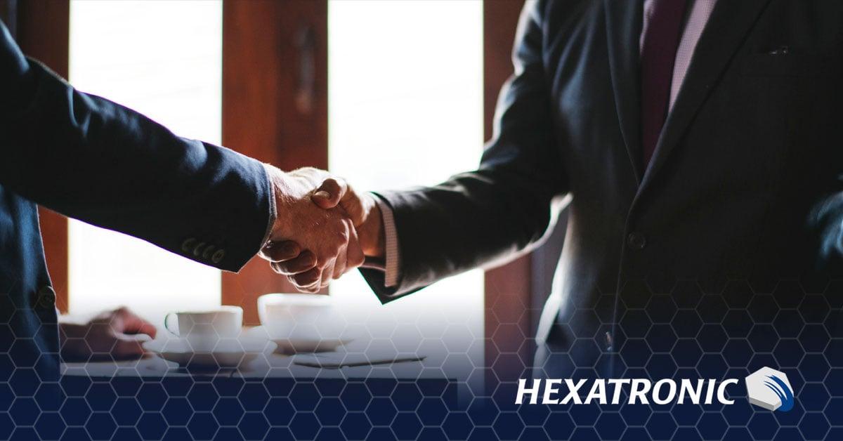 Hexatronic tillträder tidigare offentliggjort förvärv av REHAU Telecom